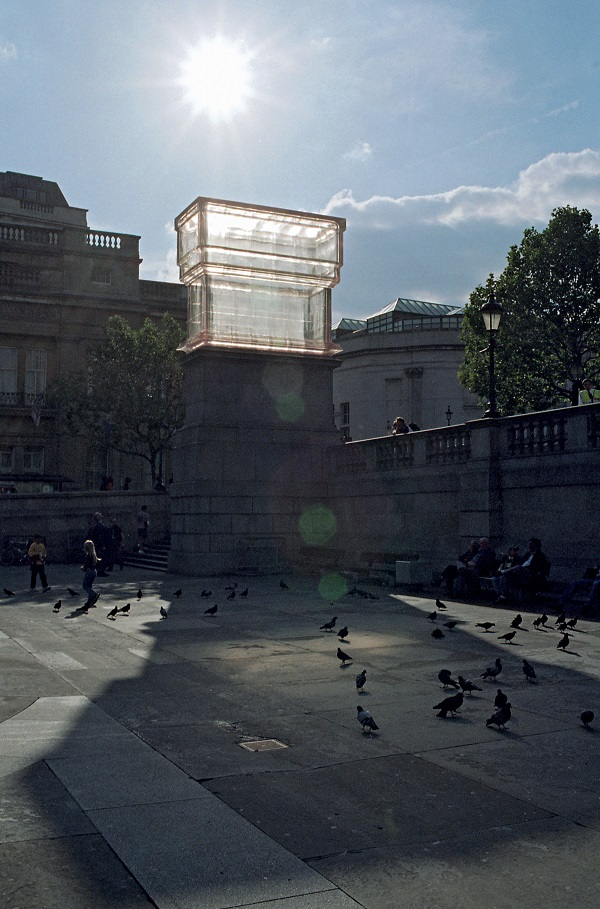 Fourth Plinth How London Created The Smallest Sculpture