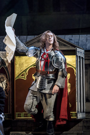 John Heffernan in Saint George and the Dragon