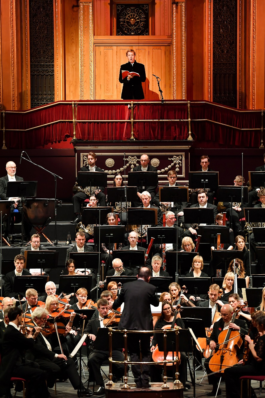 Toby Spence and the BBCSO in Berlioz's Requiem