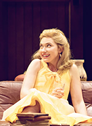Imogen Poots as Honey in Who's Afraid of Virginia Woolf?