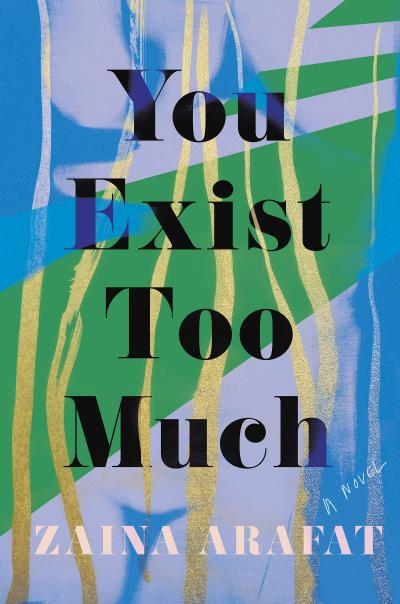 You Exist Too Much book cover
