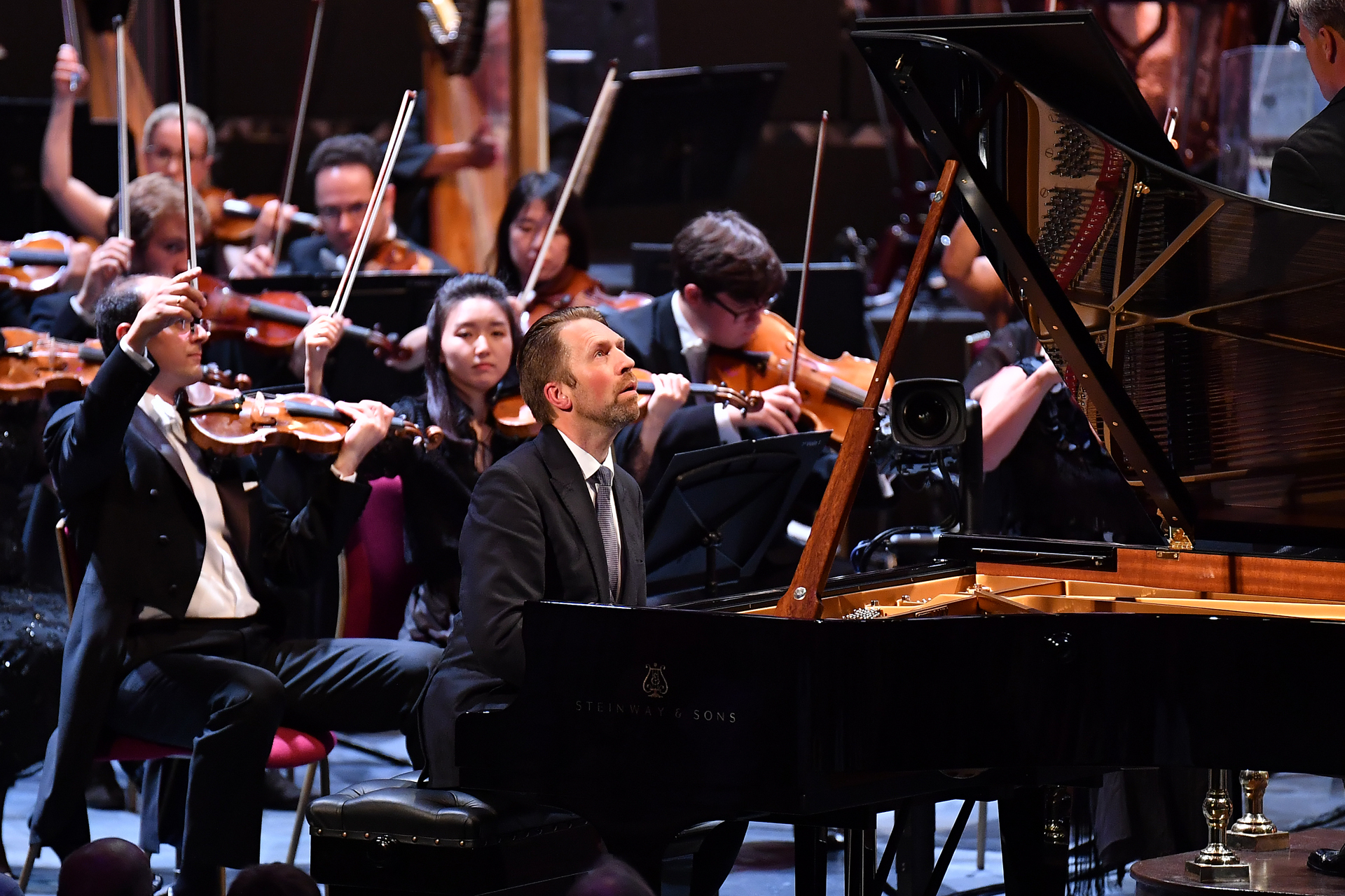 Leif Ove Andsnes plays Britten at the 2019 BBC Proms