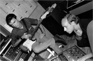 Byrne and Eno 1977