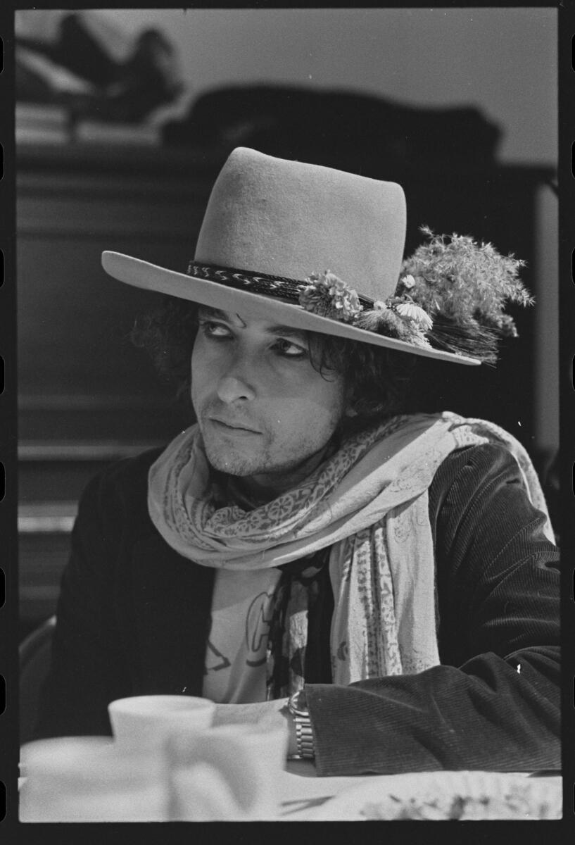 Bob Dylan Special - theartsdesk Q&A: Scarlet Rivera