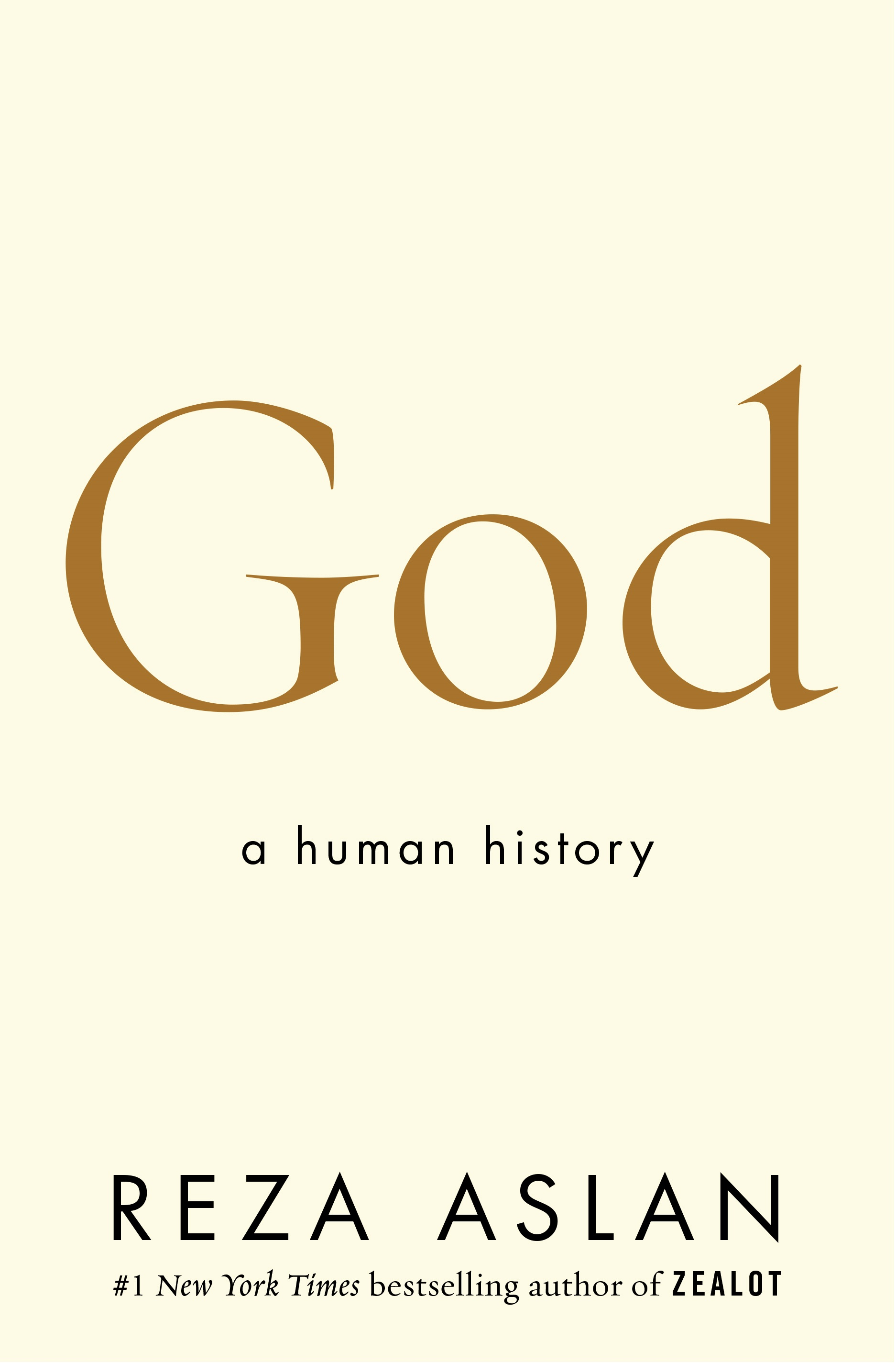 God - A Human History cover