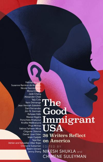 Book cover The Good Immigrant USA