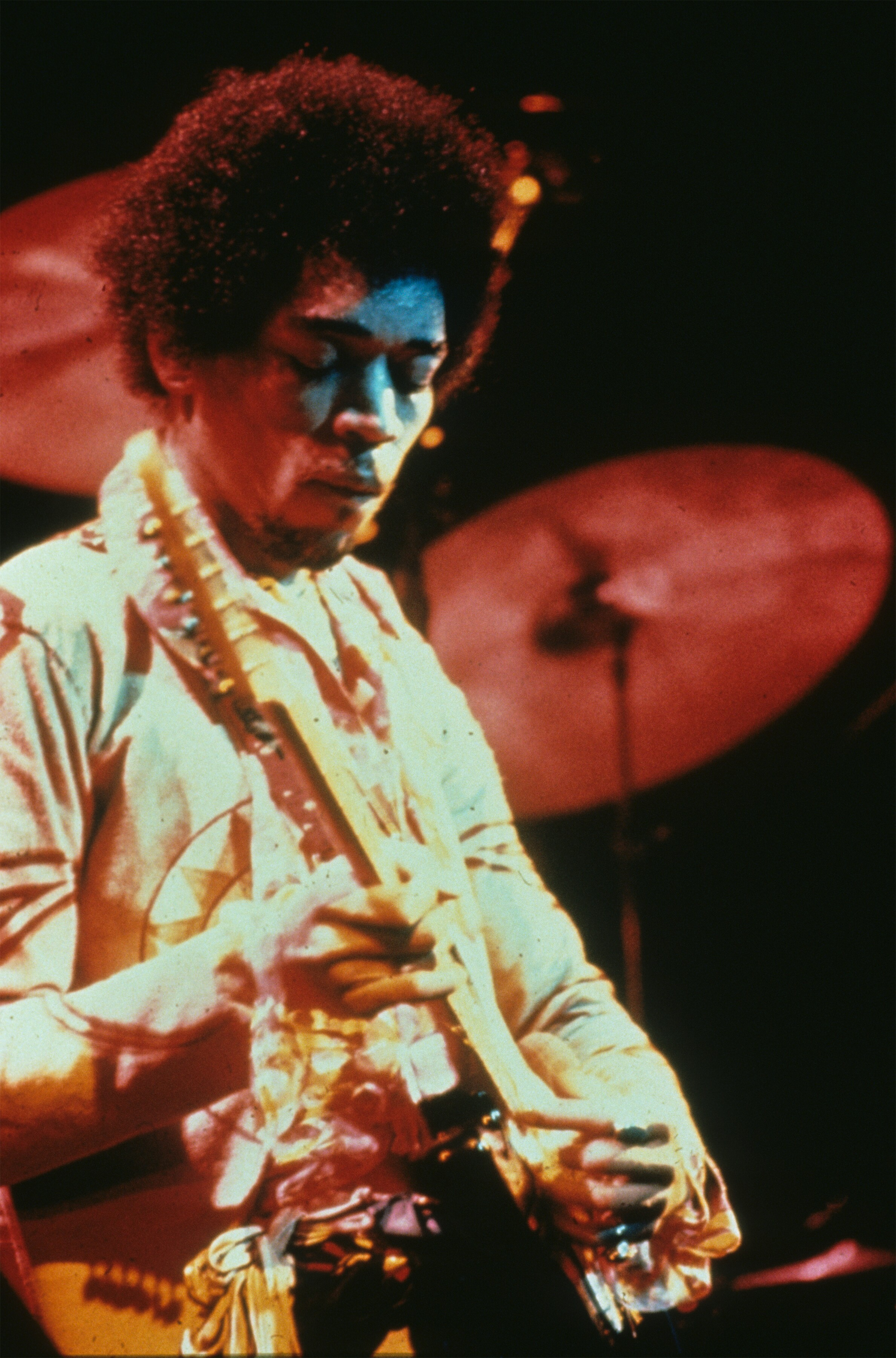 Jimi Hendrix at Fillmore East