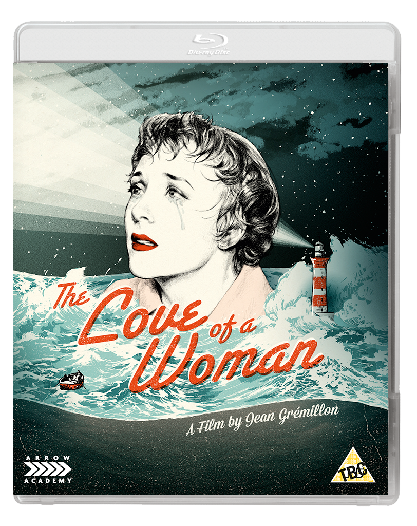 DVD/Blu-ray: The Love of a Woman