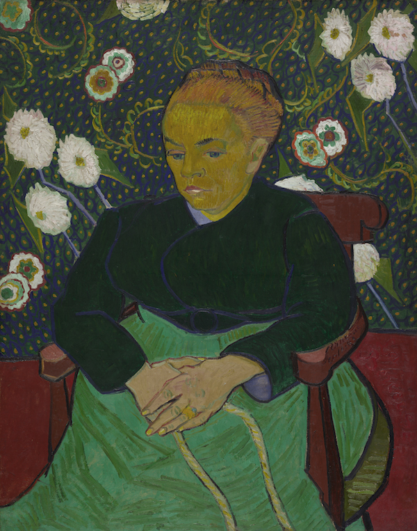 Madame Roulin Rocking the Cradle (La berceuse), 1889, © The Art Institute of Chicago, Helen Birch Bartlett Memorial Collection