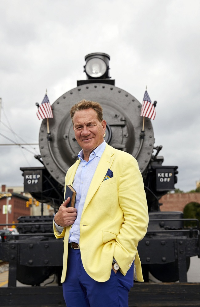 Great American Railway Journeys