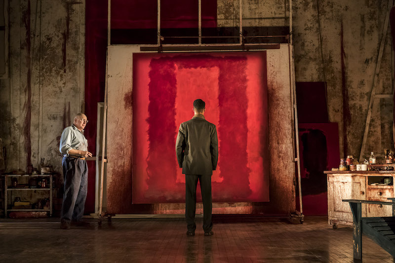 Red, Wyndham's Theatre