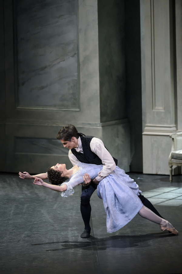 Frankenstein Royal Ballet 2016 Review