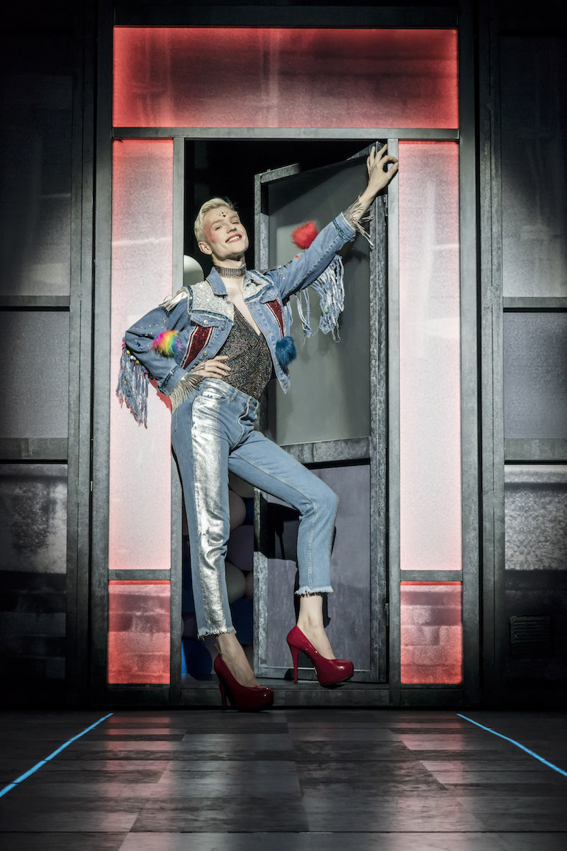 Everybody's Talking About Jamie, Apollo Theatre