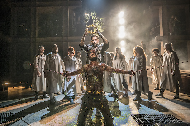 Jesus Christ Superstar, Barbican