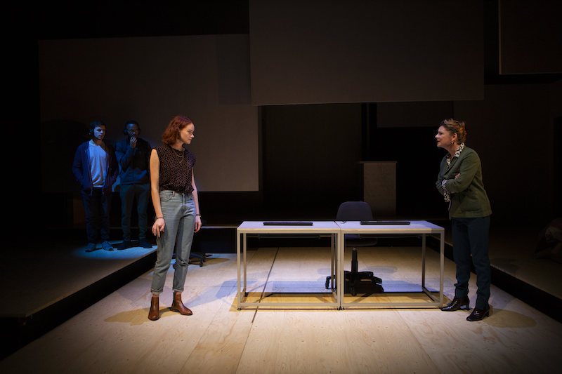 The Haystack, Hampstead Theatre