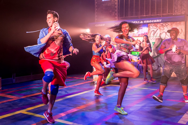 In the Heights, King's Cross Theatre
