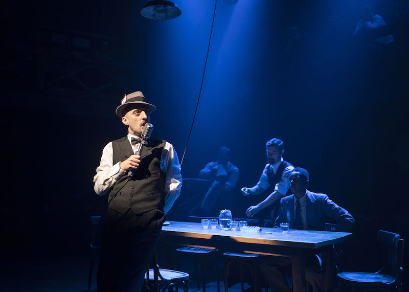 The Resistible Rise of Arturo Ui, Donmar Warehouse