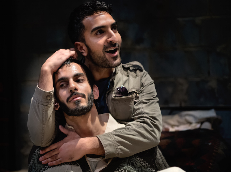The Invisible Hand, Tricycle Theatre