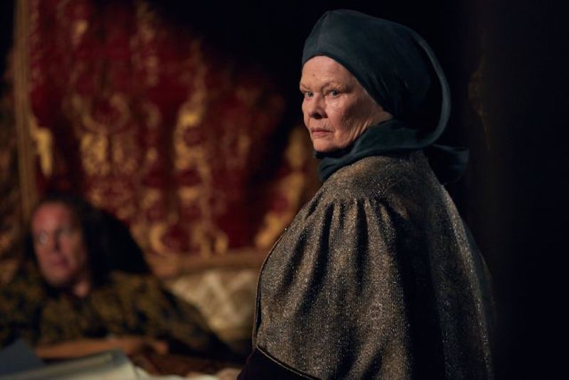 Judi Dench in The Hollow Crown