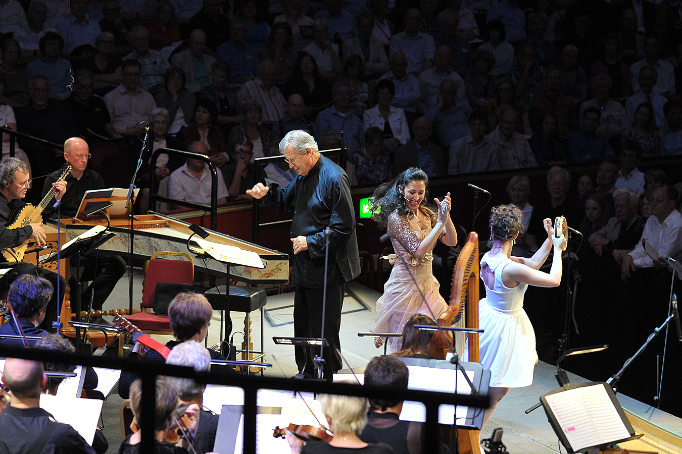 Orfeo at the BBC Proms, 2015