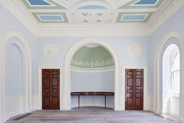 The Eating Room, Pitzhanger Manor, 2018. Photo © Andy Stagg