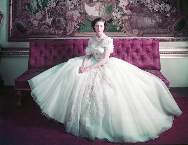 Princess Margaret by Cecil Beaton, 1951. © Cecil Beaton, Victoria and Albert Museum