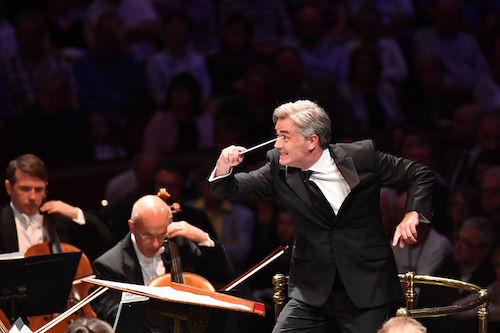 Edward Gardner conducts the BBCSO at the Proms 2017