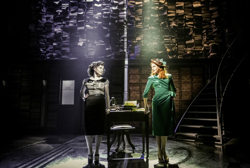 City of Angels, Donmar Warehouse