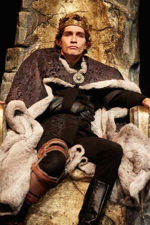 Robert Sheehan as Richard III
