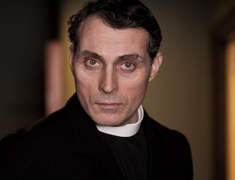 Rufus Sewell as Reverend Duchemin