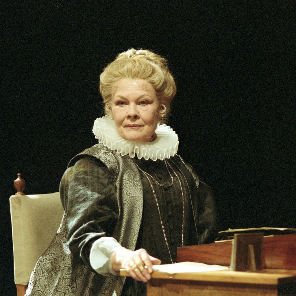 Judi Dench as the Countess in 2003/4