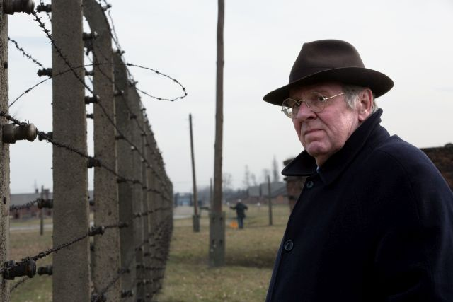 Tom Wilkinson at Auschwitz in `Denial'