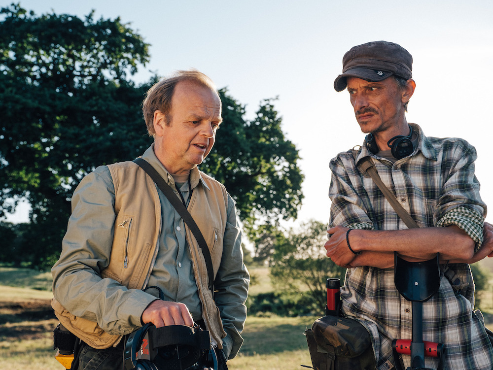 Detectorists, Lance and Andy