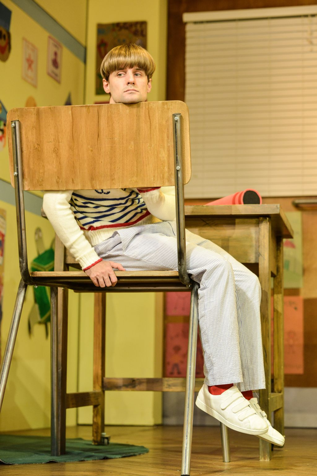 Henry Shields as 6-year-old Archie in 'Groan Ups'