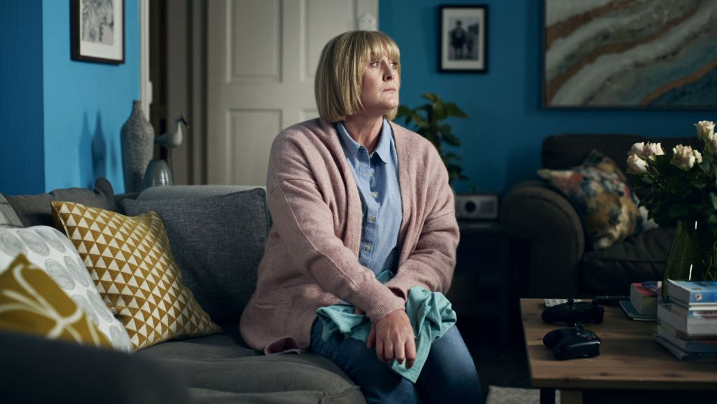 Sarah Lancashire as Gwen in 'An Ordinary Woman'