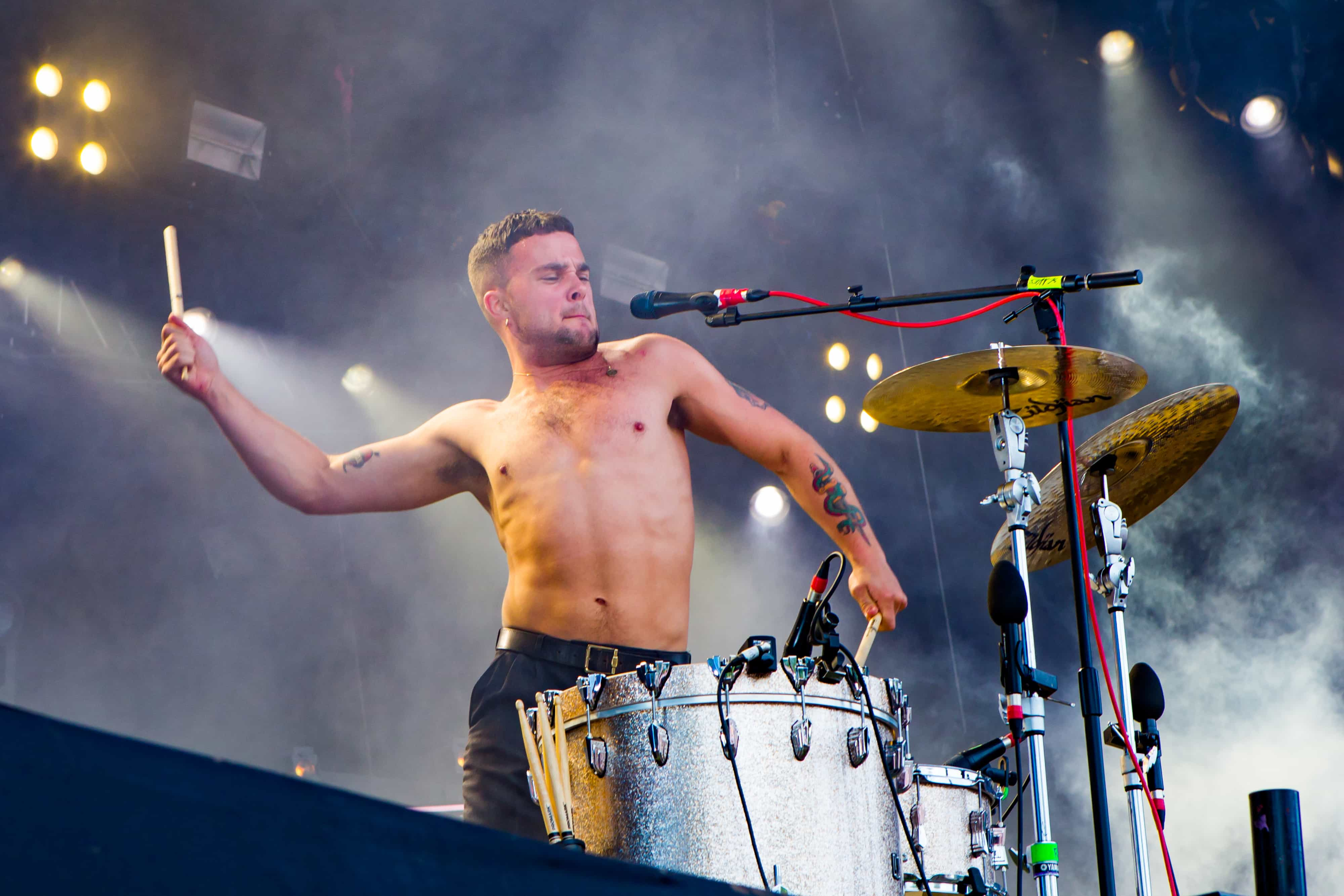 Slaves at Kendal Calling