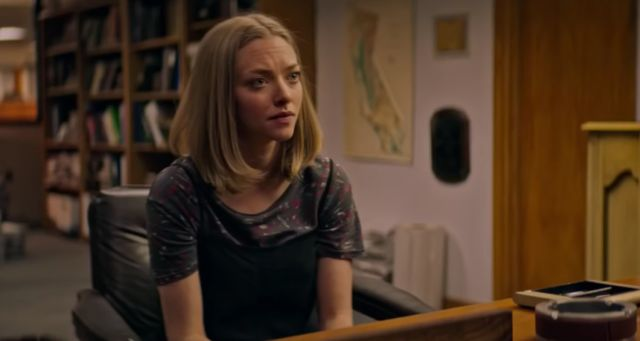 Amanda Seyfried in 'The Last Word'