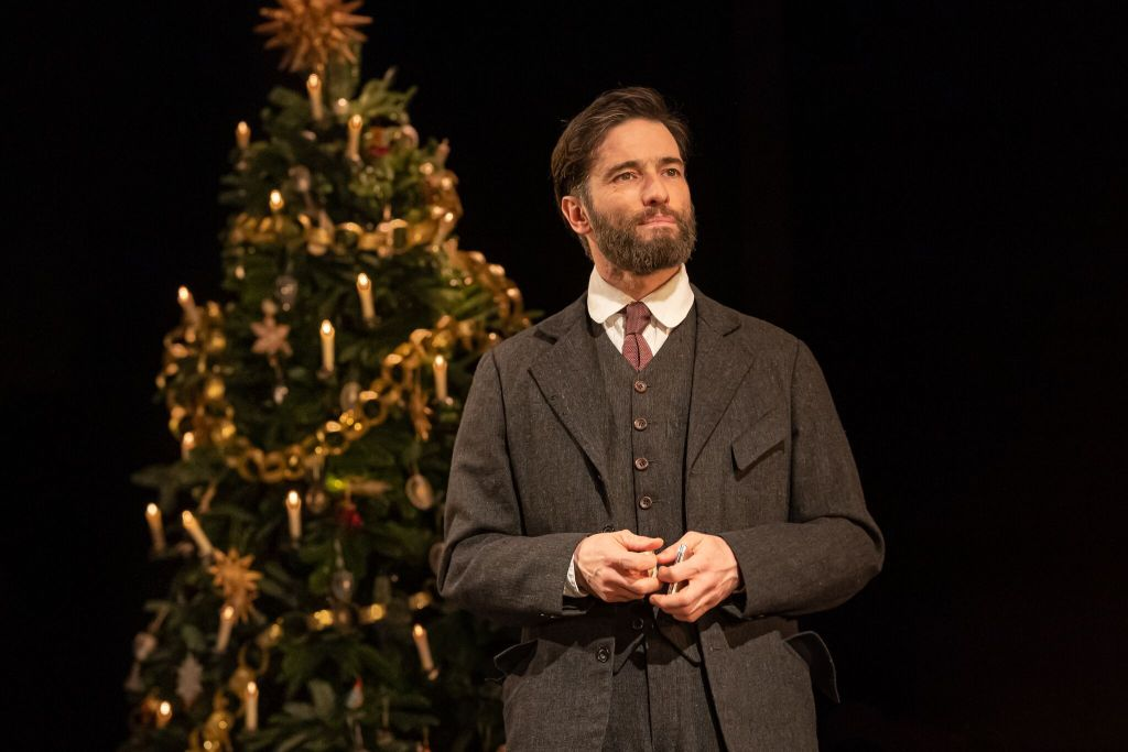 Ed Stoppard as Ludwig in his father's 'Leopoldstadt'