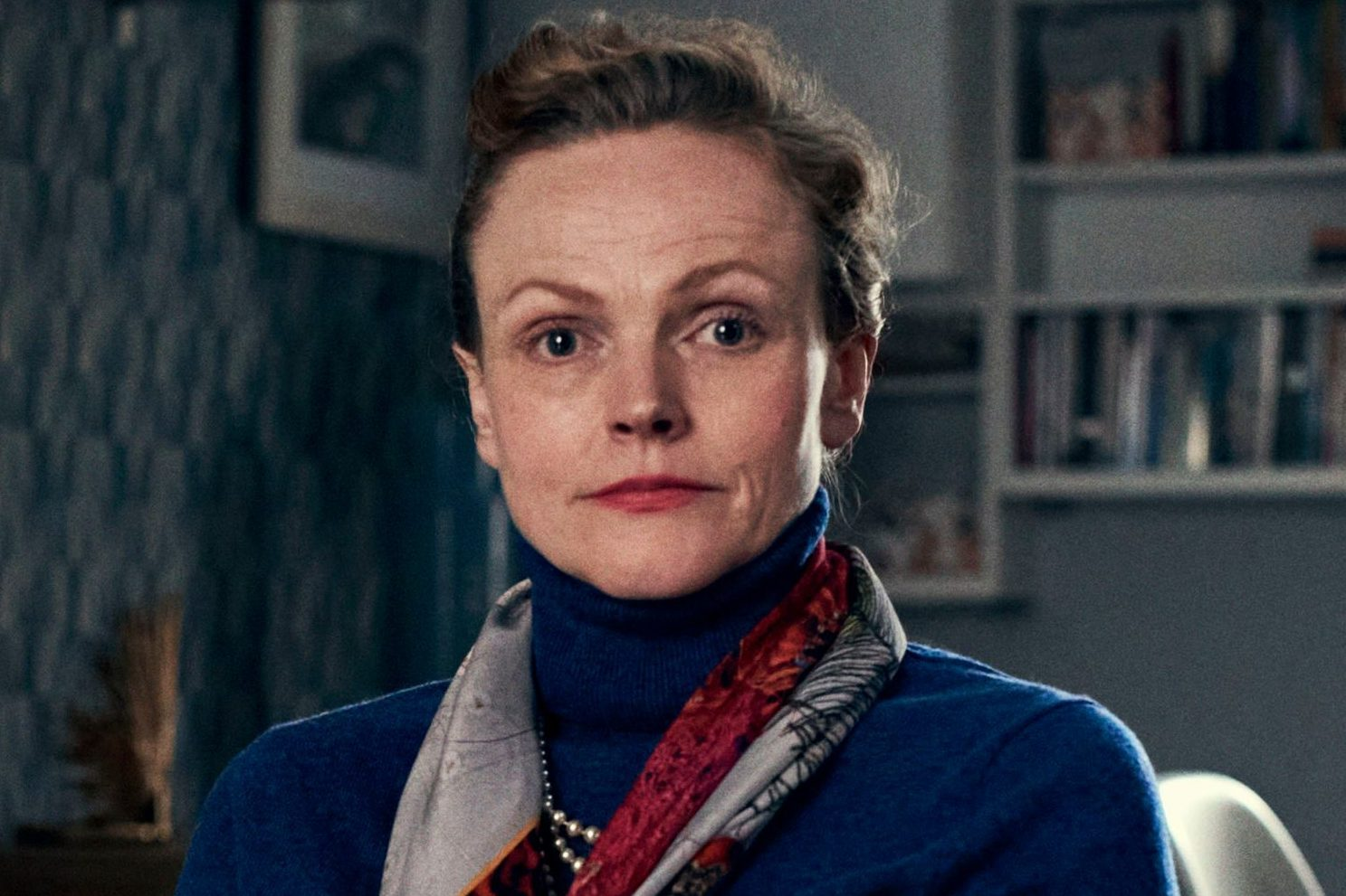 Maxine Peake as Alan Bennett's Miss Fozzard