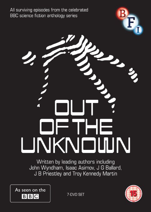 Out of the Unknown DVD cover