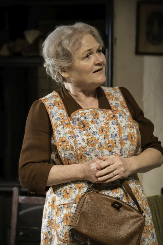 Lesley Nicol in The York Realist