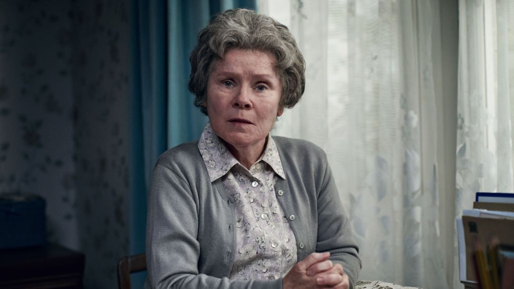 Imelda Staunton on TV and then stage in Alan Bennett's 'Talking Heads'