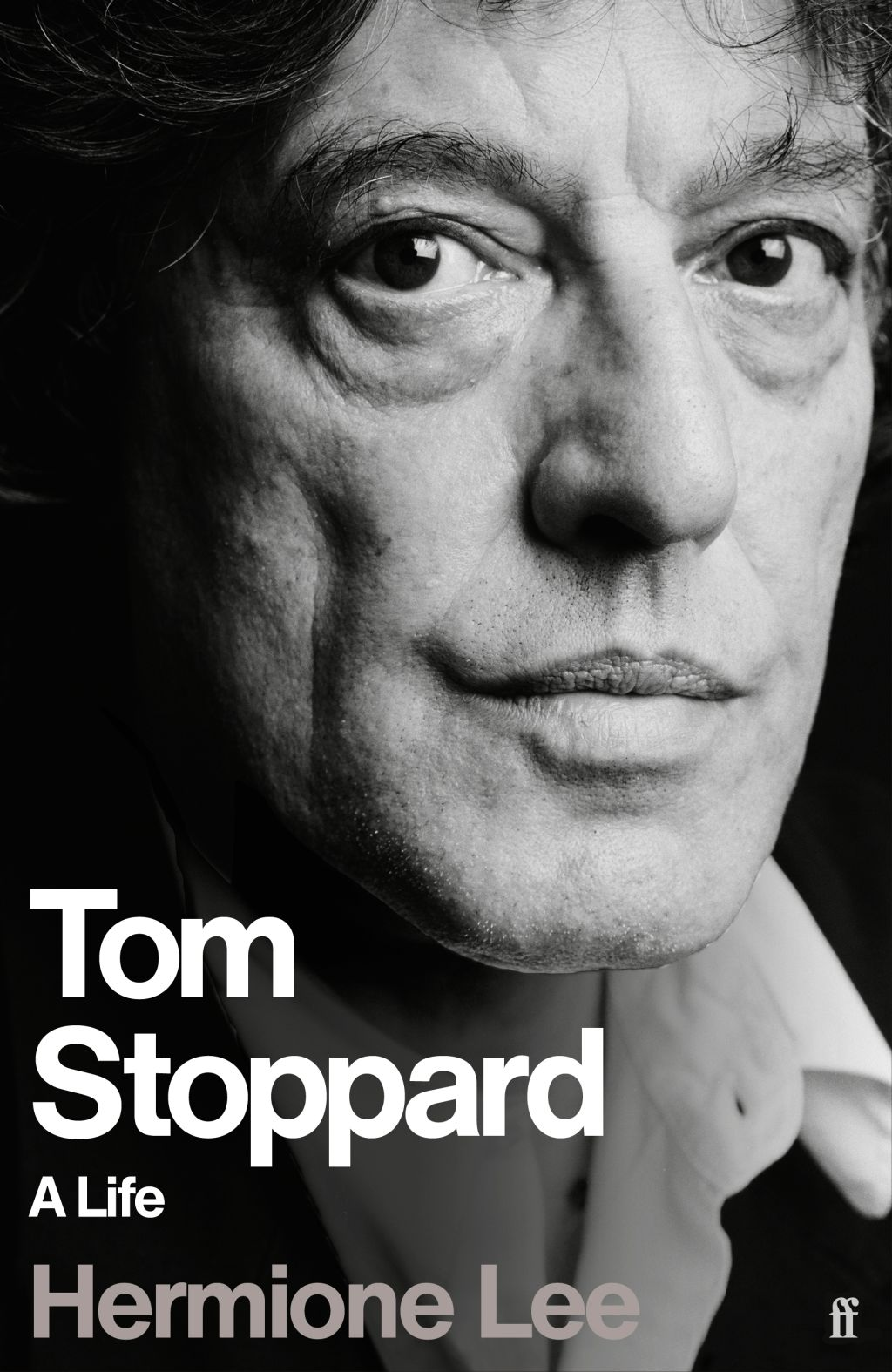 Tom Stoppard, A Life dust jacket