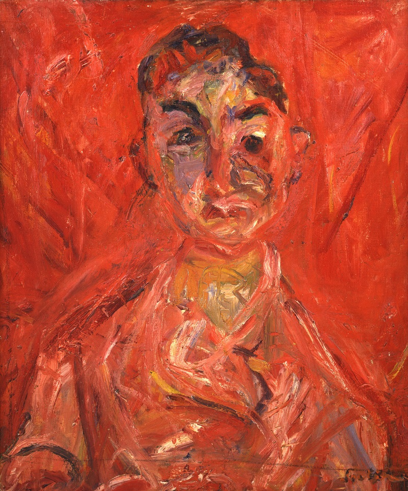 Soutine: Butcher's Boy