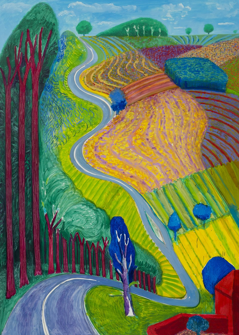 David Hockney Tate Britain Review Birthday Blockbuster