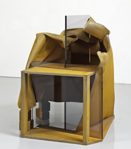 Anthony Caro, Card Game, 2013