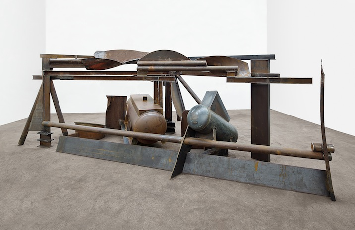 Anthony Caro, Clouds, 2010