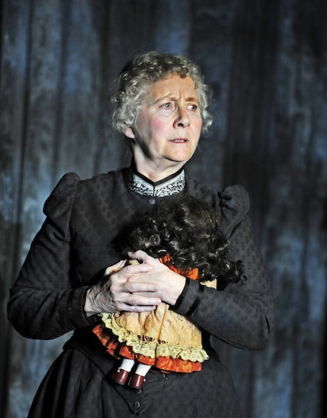 Gemma Jones as Mrs Grose