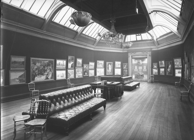Grafton Gallery, London 1905; © Archives Durand-Ruel © Durand-Ruel & Cie