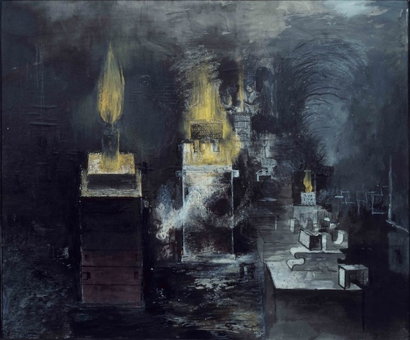 Graham Sutherland, A Foundry, 1941-2, Tate